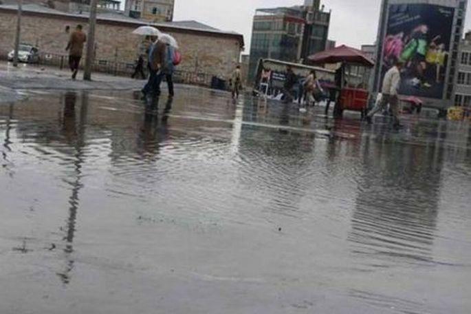Taksim havuzu