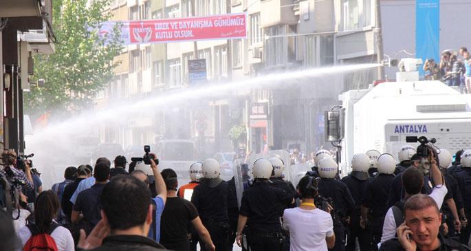 Taksim'i yasaklama insan hakları sözleşmesine aykırı