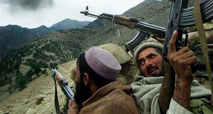 Taliban alarmı