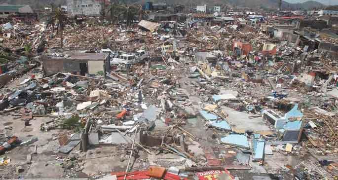 Tayfun felaketinde ölü sayısı 10 bini bulabilir