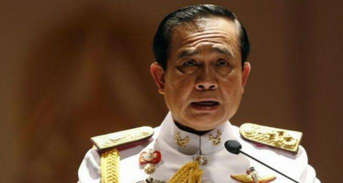 Tayland'da bir yıl seçim yok