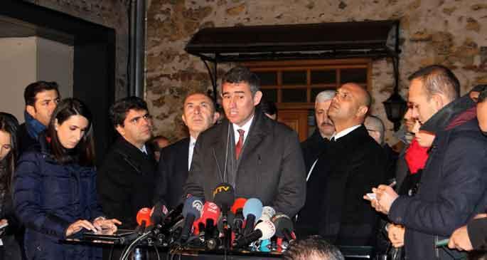 TBB Başkanı Feyzioğlu: Çalışmalara Pazartesi başlıyoruz