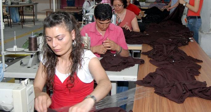 Tekstil işçisi sendikasını arıyor