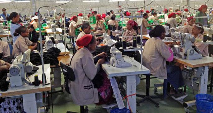 Tekstilin yeni sömürü cenneti: Etiyopya