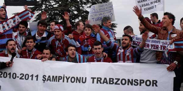 'Temiz futbol' eylemi Nyon'da