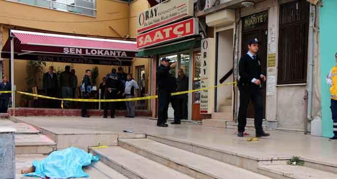 Temizlik işçisi camdan düşerek hayatını kaybetti