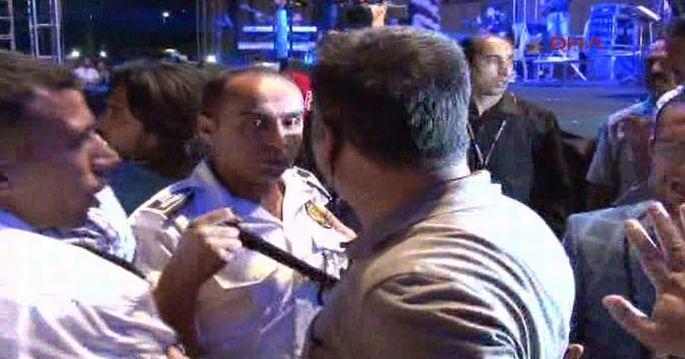 TGC: Gazetecilere saldırıyı kınıyoruz