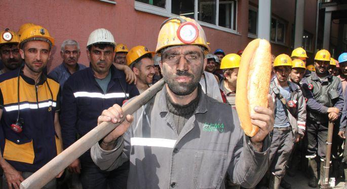 Torbadan madencilere işsizlik çıktı: Açlıkla ölüm arasında!