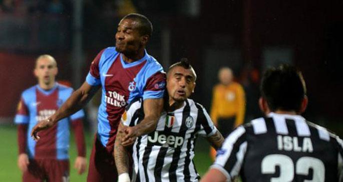 Trabzonspor Avrupa\'ya veda etti