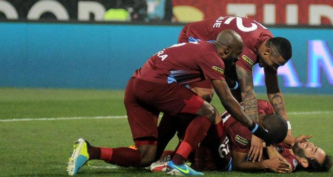 Trabzonspor - Kayseri Erciyesspor: 3-1