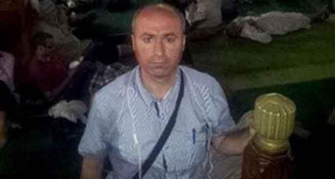 TRT muhabiri cezaevinden çıkarıldı