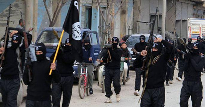 Türkiye IŞİD\'e karşı mücadeleye destek verenler listesinde yok