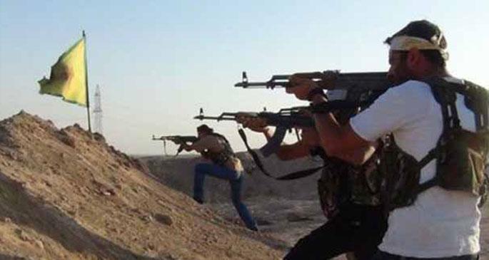 Tüzel, IŞİD\