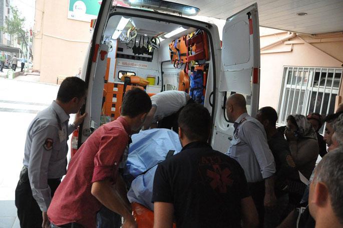 Uçak ambulans 8 saate gelmeyince yaralı işçi öldü