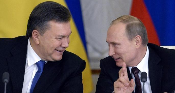 Ukrayna Lideri, Putin\'le görüştü
