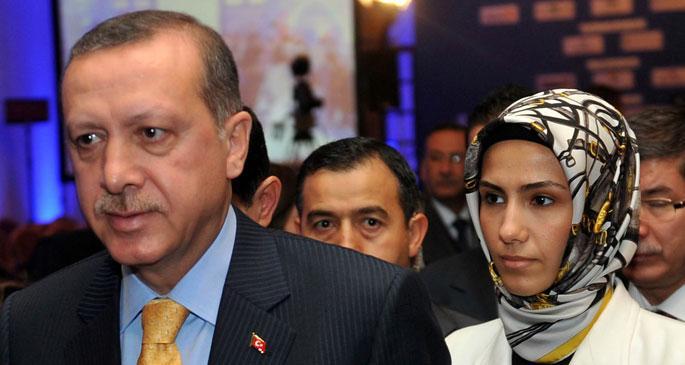 Umut Oran, Başbakan Erdoğan\