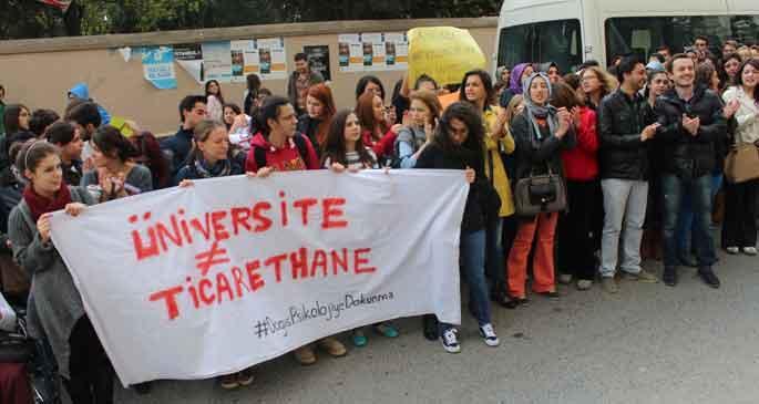 Üniversiteler hâlâ akademik özgürlüğe muhtaç