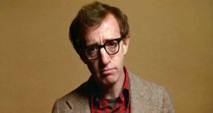 Woody Allen\