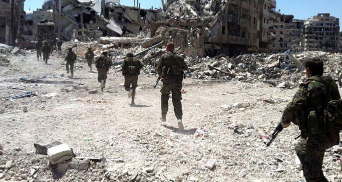 Yabrud, Suriye krizinde dönüm noktası oldu