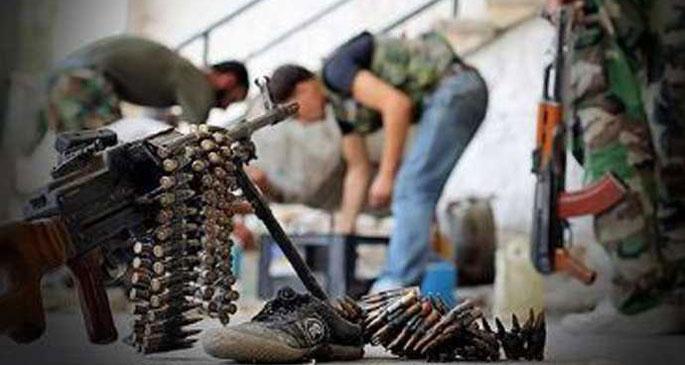 Yardım  kuruluşundan silah şirketine yatırım