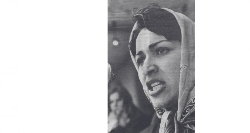 Yasakların ülkesine, öyküsünü kazımış bir kadın: Meena Martyred