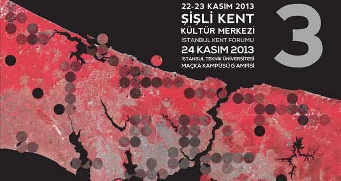 'Yaşanabilir bir İstanbul' sempozyumu