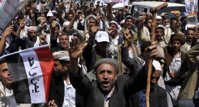 Yemen\'de halk \'Eylemlere devam\' dedi