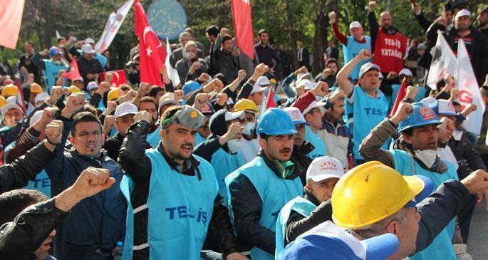 Yeniköy'de madenciler günde 12 saat çalıştırılıyor
