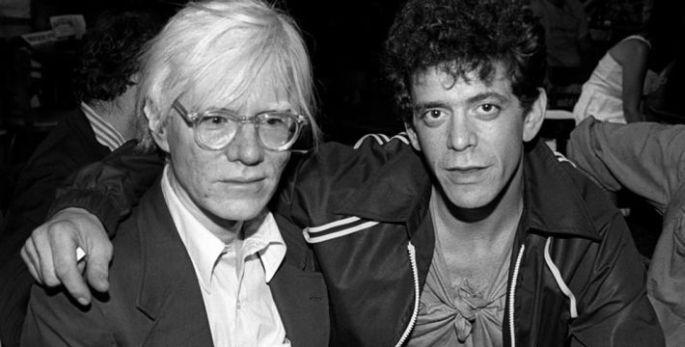 Yeraltından filmler:  Andy Warhol -Lou Reed