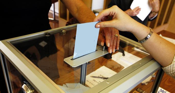 Yerel seçimde oy kullanma saatleri belli oldu