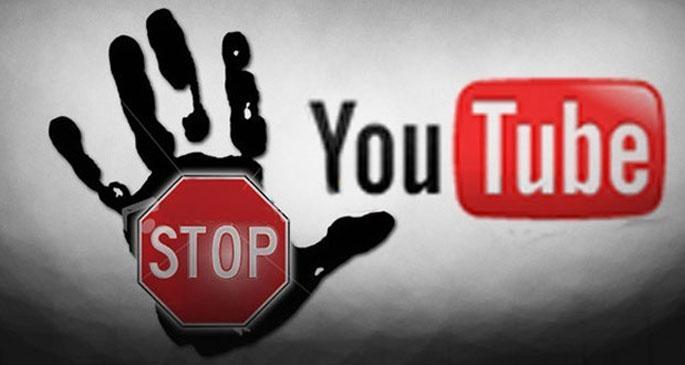 Youtube'a erişim yeniden engellendi