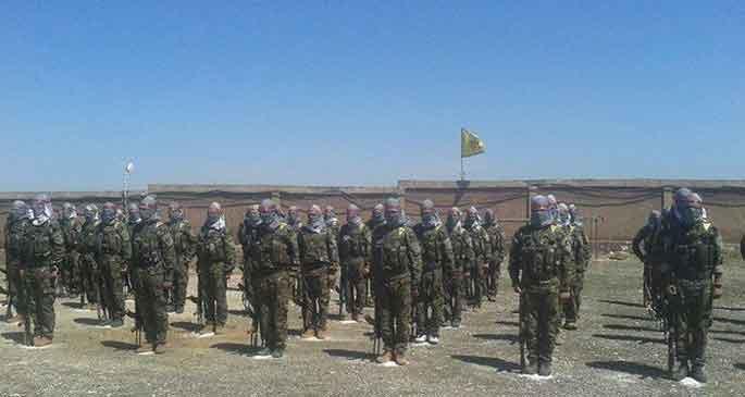 YPG: 45 bin militanımız var