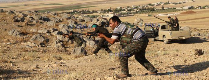 YPG: Bir ayda 685 IŞİD üyesi öldürüldü