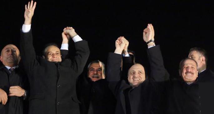 Zafer Çağlayan ve Muammer Güler istifa etti