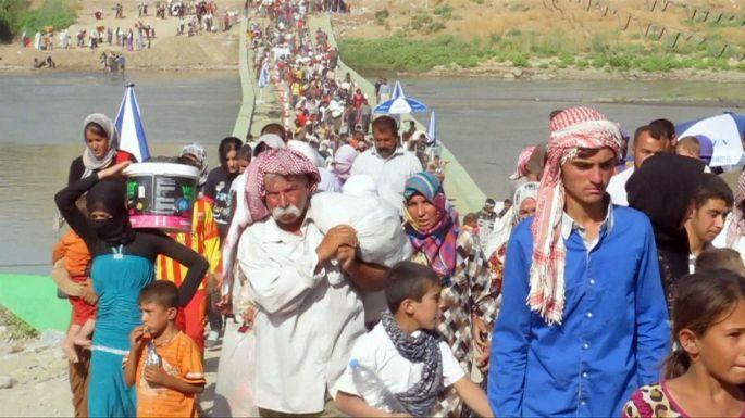 Êzidilerden pasaport istenmesin