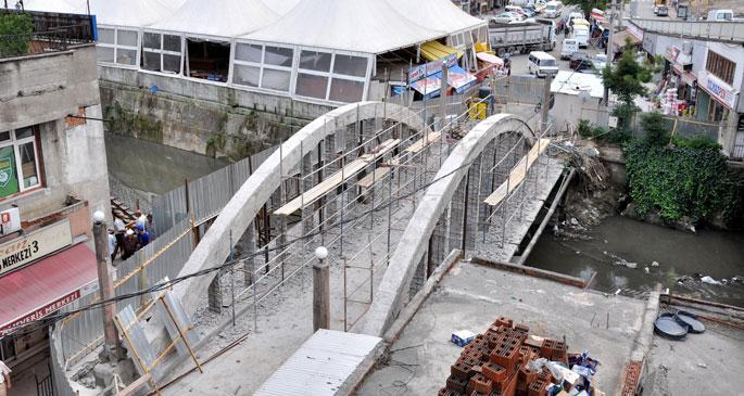 Zonguldak'ta köprü isyanı