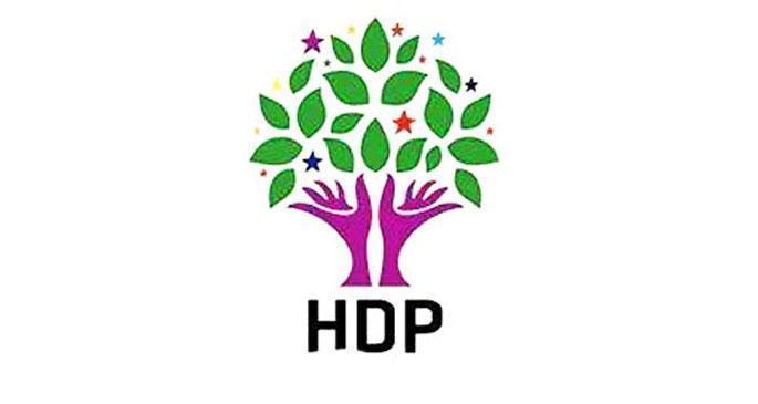 HDP: İşgal girişimi olan tezkereye hayır diyoruz