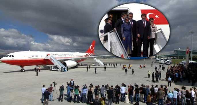Serbest kalan konsolosluk personeli Ankara'da