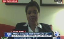 ABD'li hemşire Ebola'yı atlattı