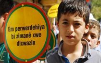 Ana dilinde eğitim seçilemez!