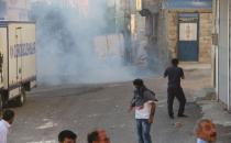 Antep'te Kobanê eylemine polis saldırdı: 5 yaralı