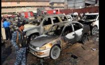 Bağdat'taki saldırılarda en az 25 ölü