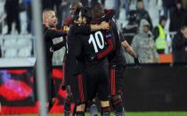 Beşiktaş, Belgrad'da Partizan'ı farklı yendi: 4-0
