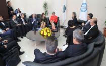 Büyükelçiler Diyarbakır'da ziyaretler gerçekleştirdi