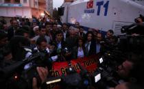 Diyarbakır'daki Kobanê yürüyüşüne polis engeli