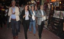 Diyarbakırlılar Kobanê için sokaklara döküldü