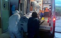 Ebola şüphesiyle acil servis kapatıldı