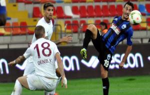 Erciyesspor - Trabzonspor : 0-0