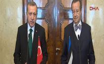 Erdoğan: Kobanê'ye 150 peşmerge geçecek