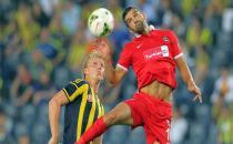 Fenerbahçe, Gaziantepspor'u penaltıyla geçti:1-0